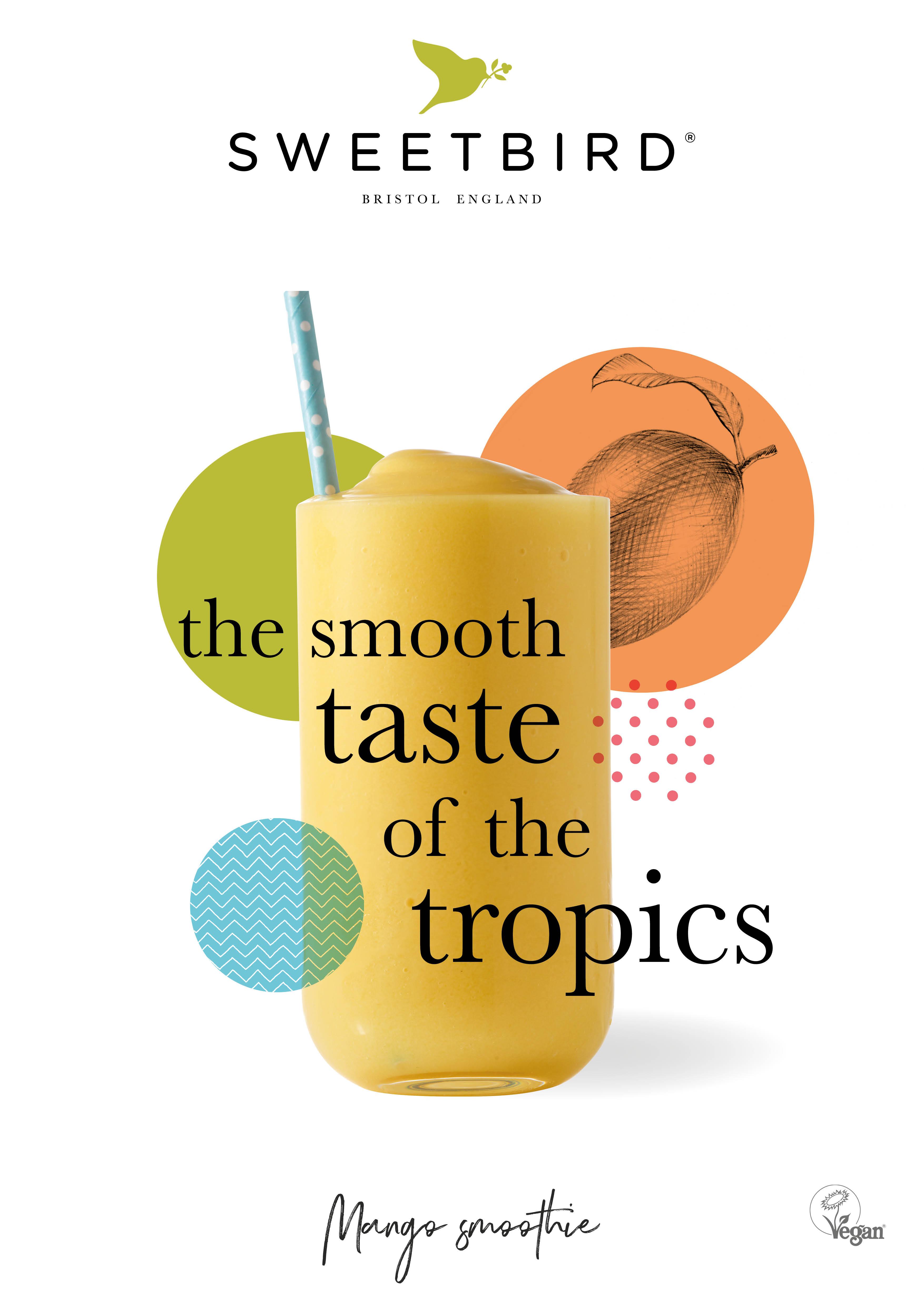 Mango Smoothie poster