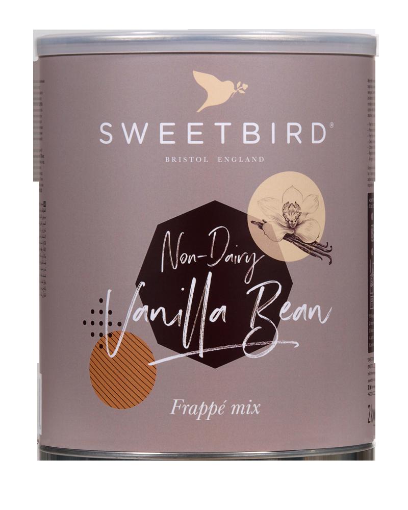 Vanilla Bean (Non Dairy) frappé