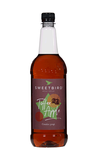 Toffee Apple syrup