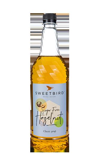 Sugar-free Hazelnut syrup