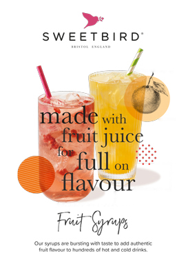 Fruit Syrup fact sheet