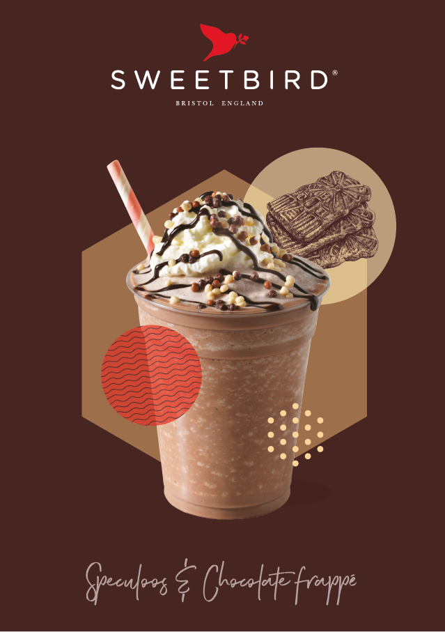 Speculoos Chocolate Frappe