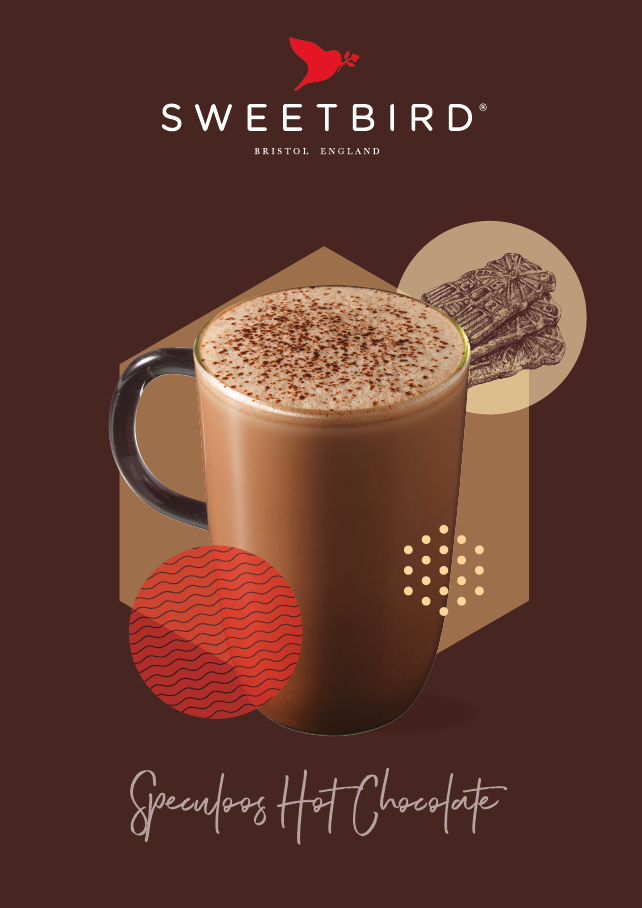 Speculoos Hot Chocolate