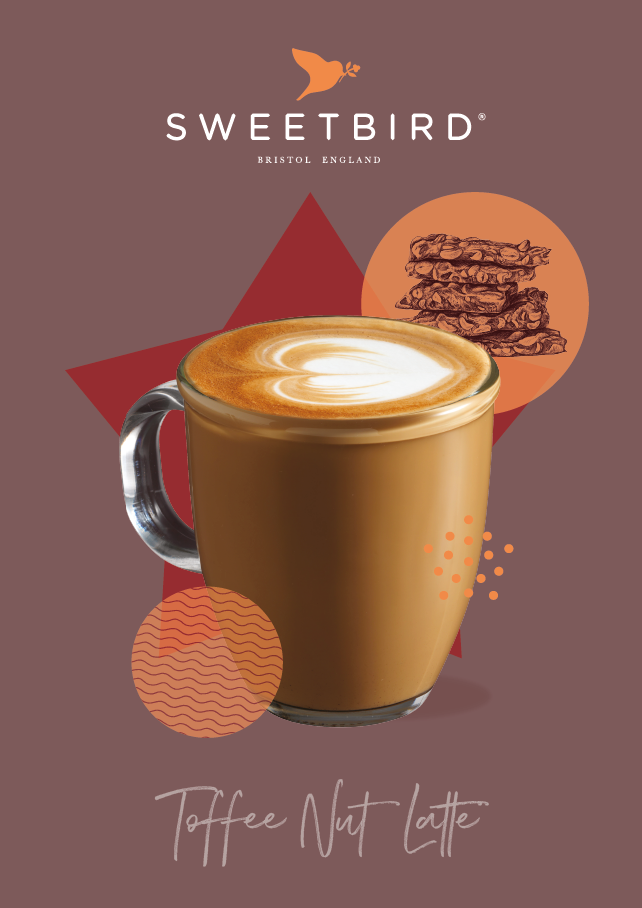 Toffee Nut Latte poster